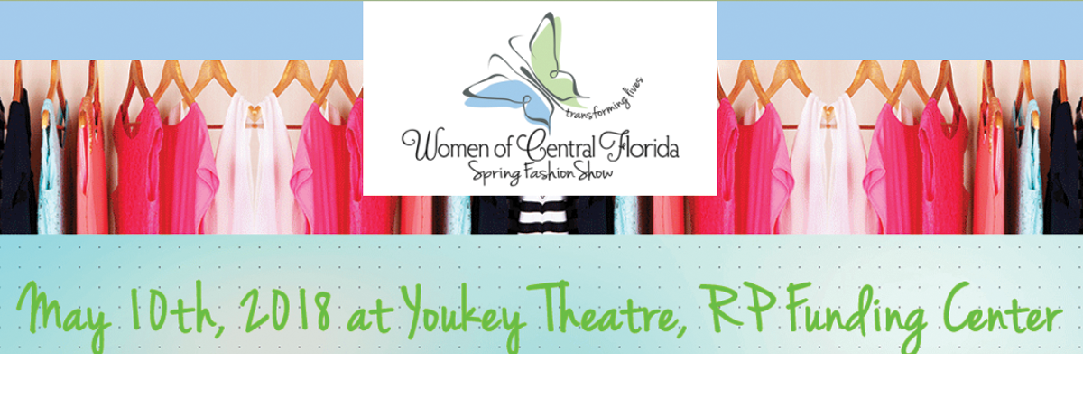 2018 Women of Central Florida Spring Fashion Show